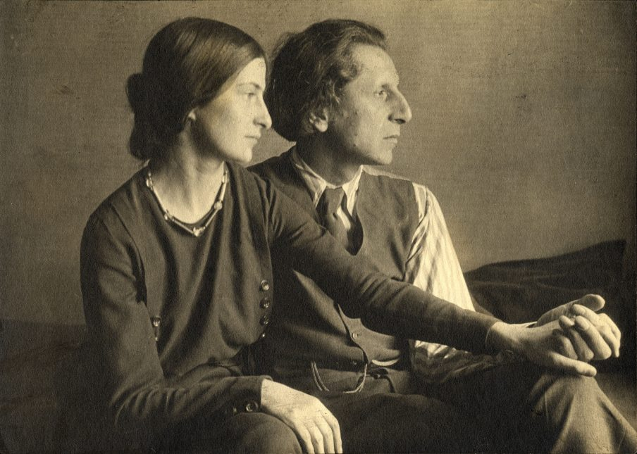 15-Coomaraswamy-and-Stella-Bloch